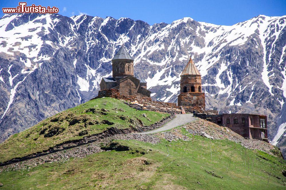 Le foto di cosa vedere e visitare a Kazbegi