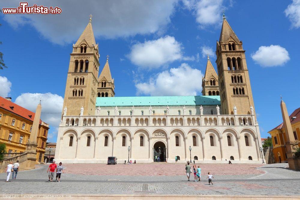 Le foto di cosa vedere e visitare a Pécs