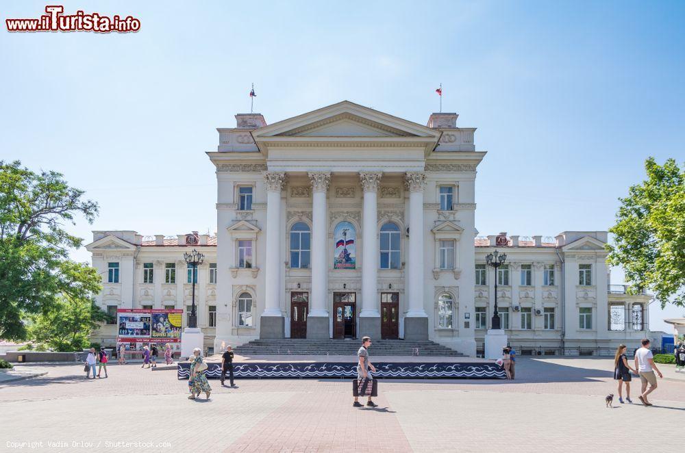 Le foto di cosa vedere e visitare a Sebastopoli