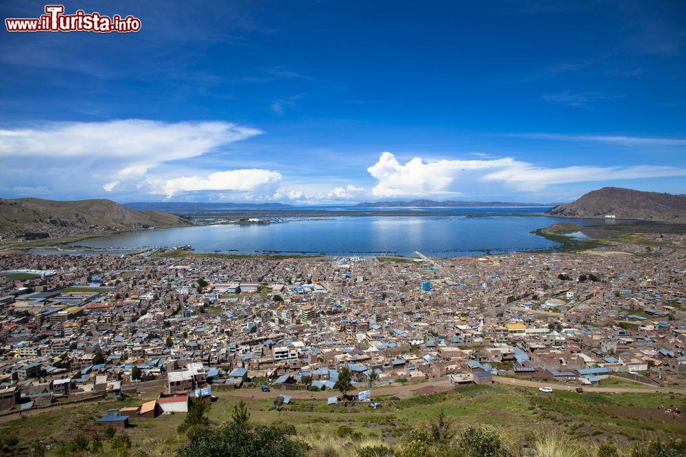 Le foto di cosa vedere e visitare a Puno