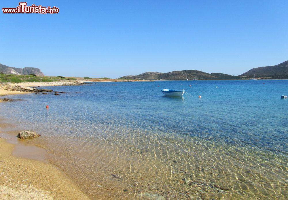 Le foto di cosa vedere e visitare a Antiparos