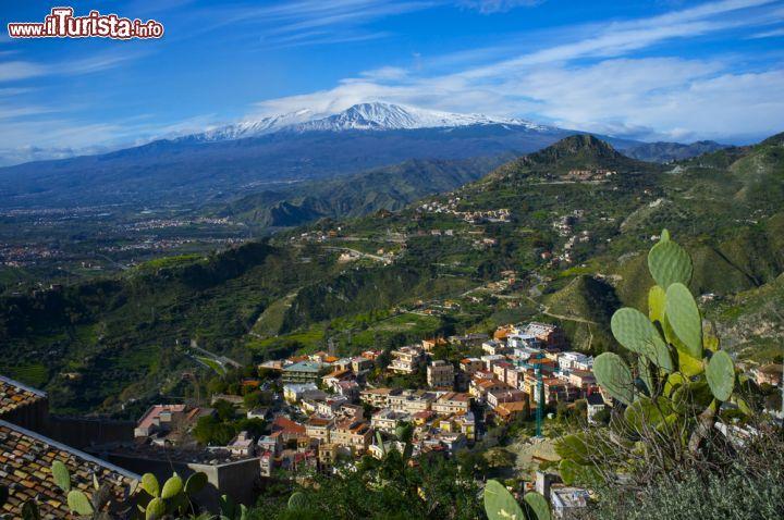 Le foto di cosa vedere e visitare a Castelmola