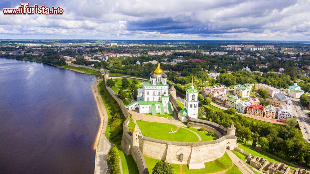 Le foto di cosa vedere e visitare a Pskov