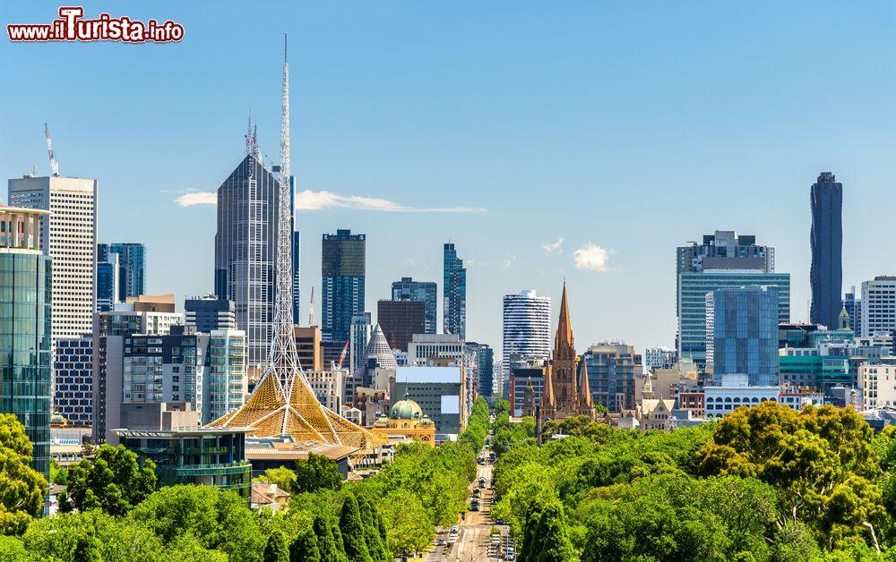 Le foto di cosa vedere e visitare a Melbourne