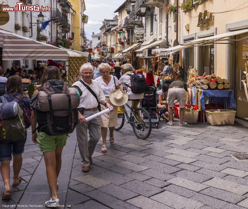 La Foire d'été, la fiera d'estate Aosta