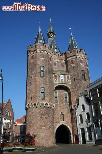 Una porta storica della localit olandese foto deventer - Ugc porta di roma programmazione ...