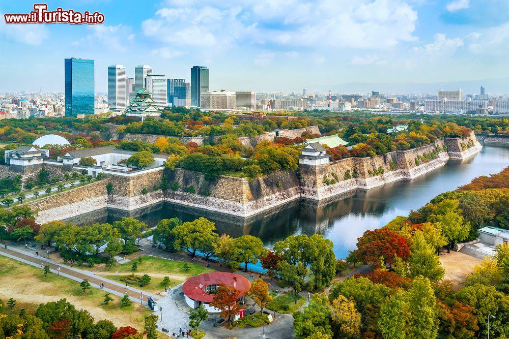 Le foto di cosa vedere e visitare a Osaka