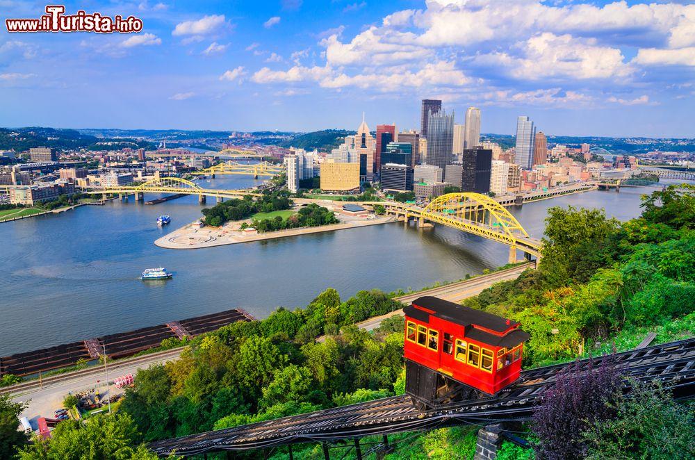 Le foto di cosa vedere e visitare a Pittsburgh