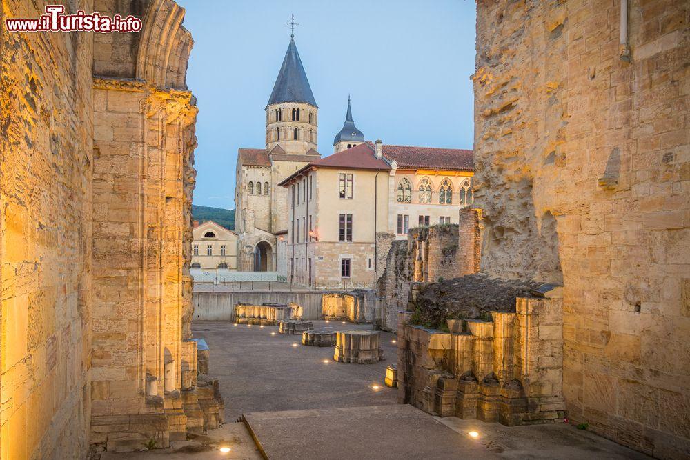 Le foto di cosa vedere e visitare a Cluny