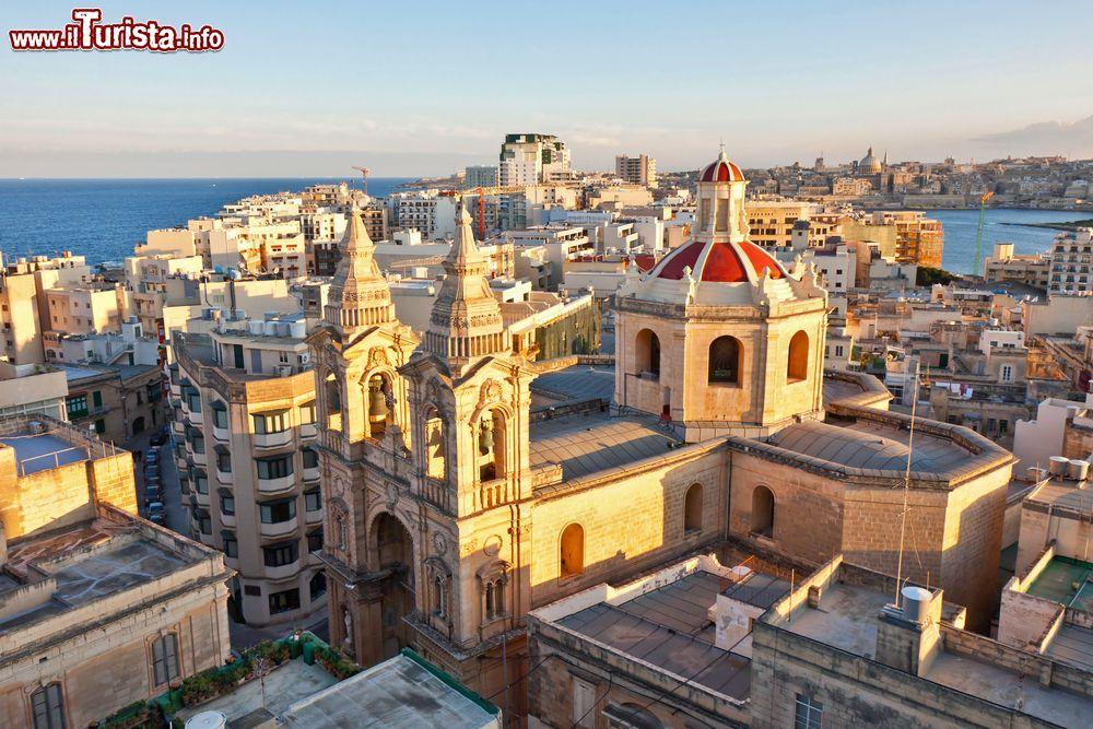 Le foto di cosa vedere e visitare a Sliema