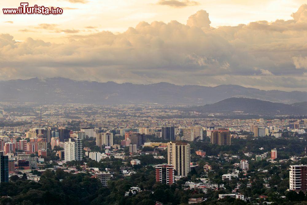 Le foto di cosa vedere e visitare a Città del Guatemala