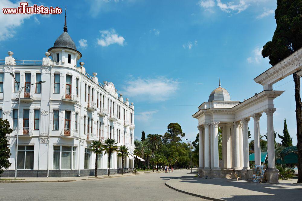 Le foto di cosa vedere e visitare a Sukhumi
