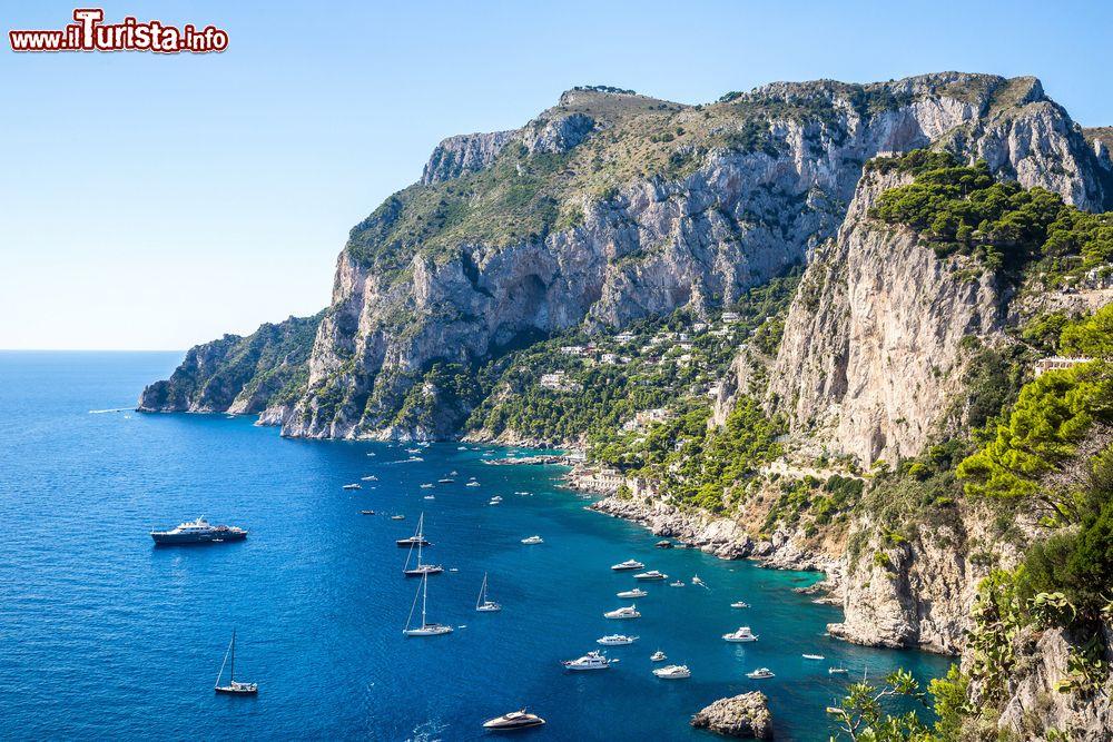 Le foto di cosa vedere e visitare a Capri