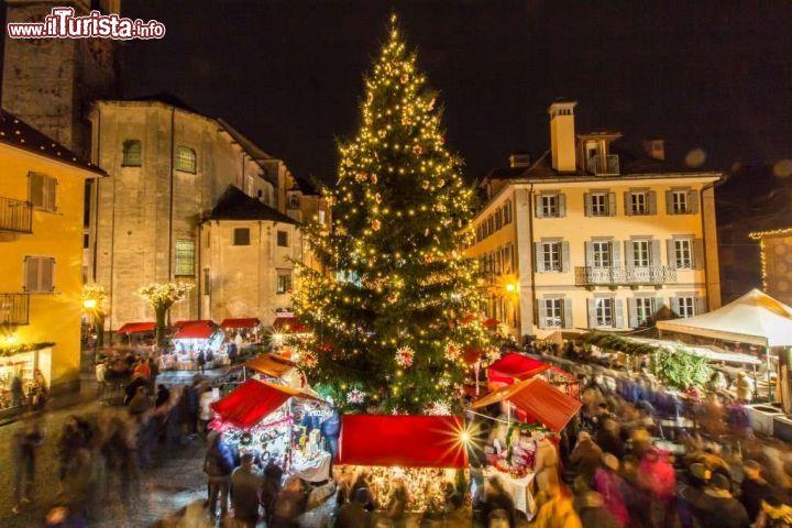 Mercatini di Natale 2016 Santa Maria Maggiore