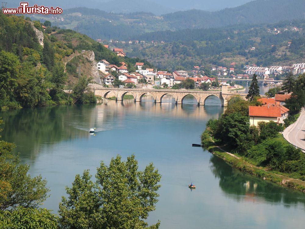 Le foto di cosa vedere e visitare a Visegrad