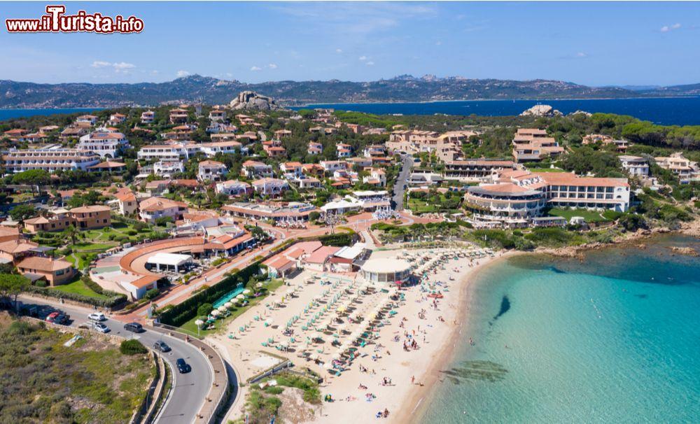 Le foto di cosa vedere e visitare a Baia Sardinia