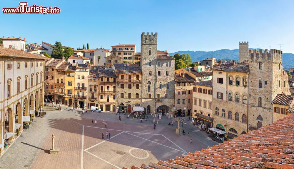 Le foto di cosa vedere e visitare a Arezzo