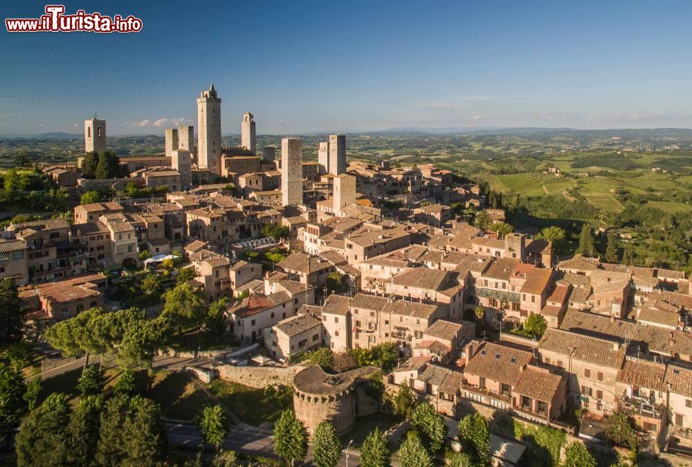 Le foto di cosa vedere e visitare a San Gimignano