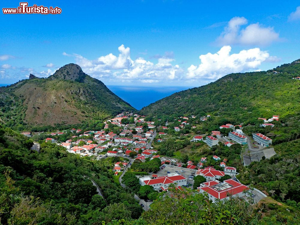 Le foto di cosa vedere e visitare a Saba
