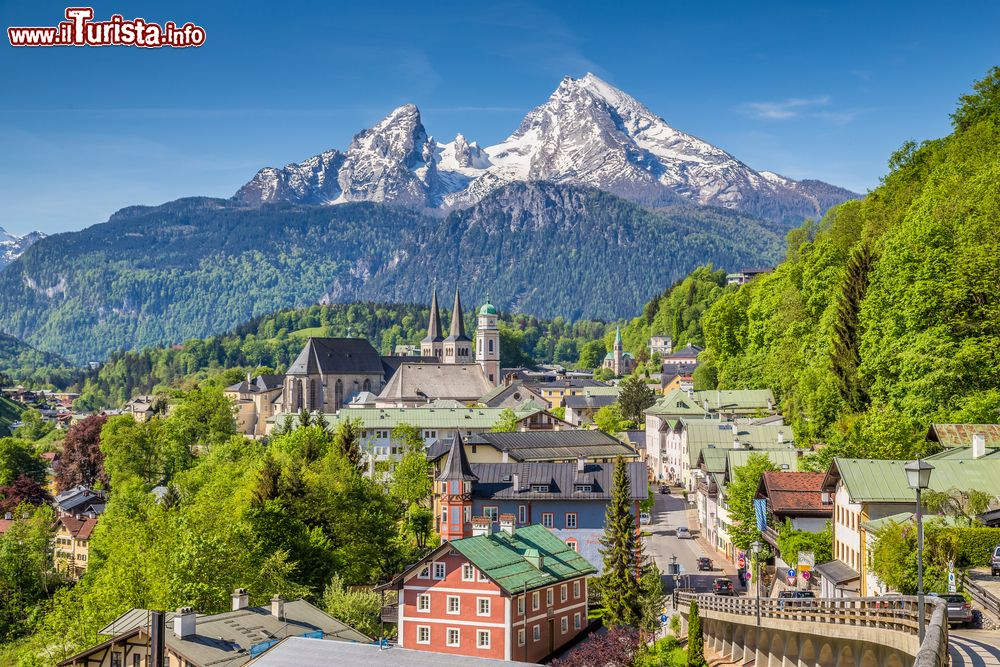 Le foto di cosa vedere e visitare a Berchtesgaden