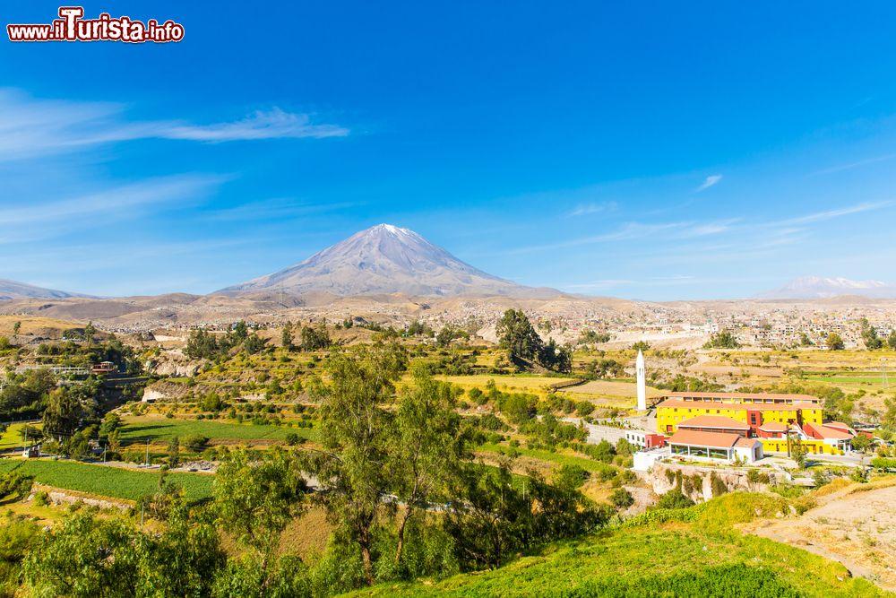 Le foto di cosa vedere e visitare a Arequipa