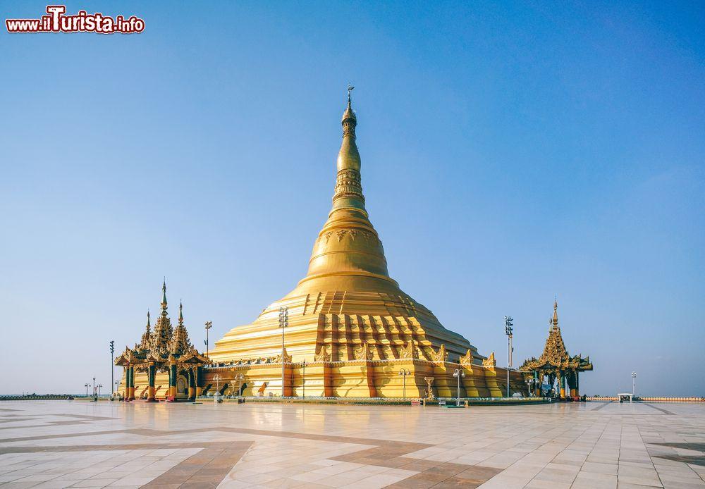 Le foto di cosa vedere e visitare a Naypyidaw