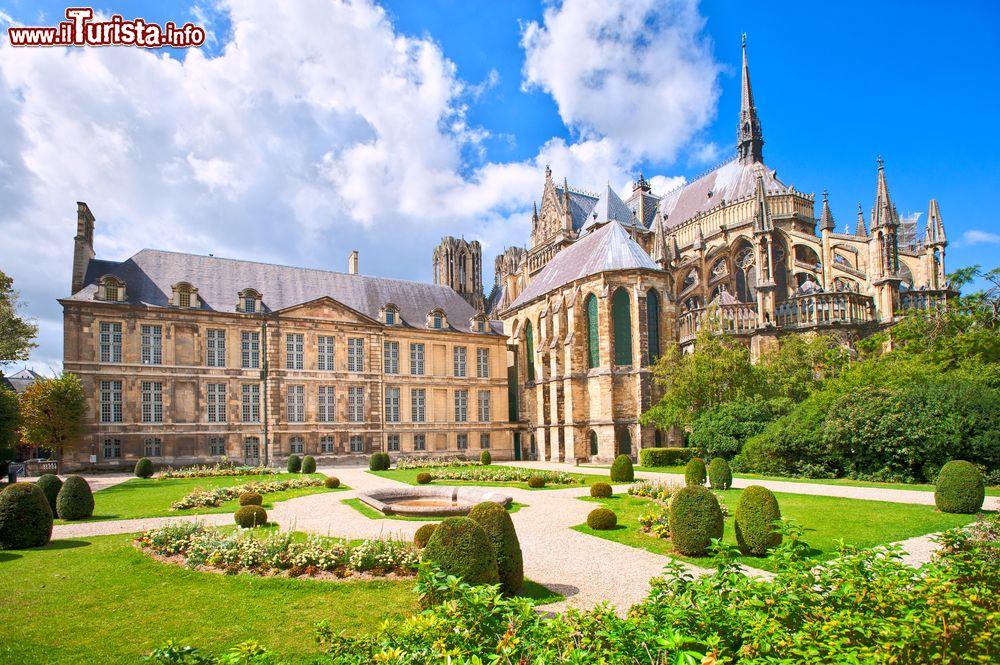 Le foto di cosa vedere e visitare a Reims