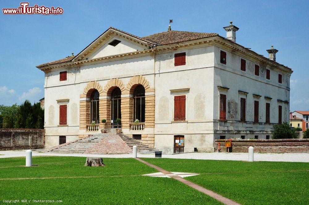 Villa caldogno uno dei capolavori dell 39 architetto for Immagini di entrate di ville