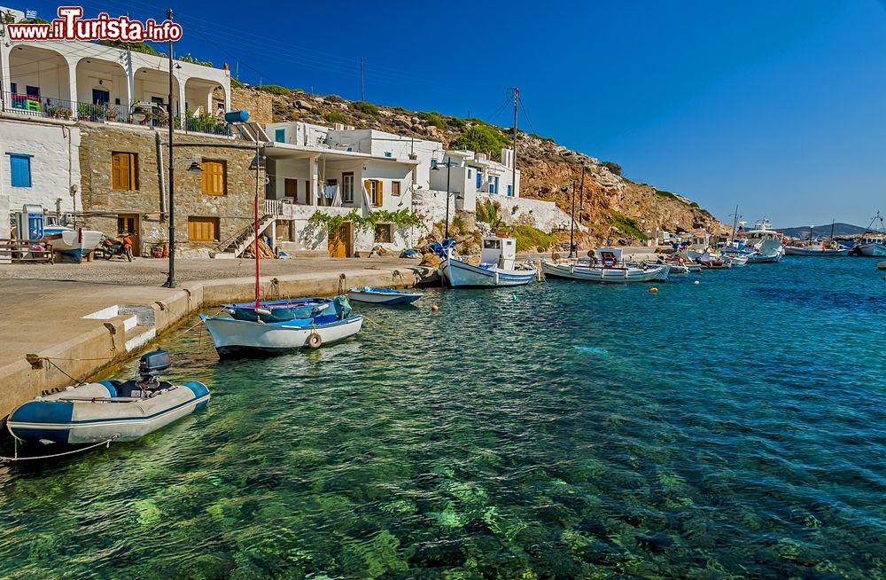 Le foto di cosa vedere e visitare a Sifnos