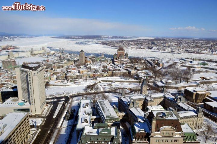 Le foto di cosa vedere e visitare a Ville de Quebec