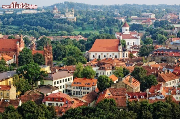Le foto di cosa vedere e visitare a Vilnius