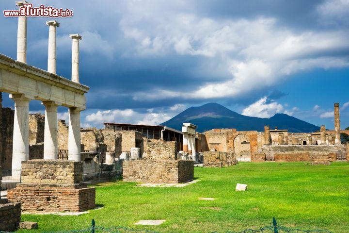 Sito archeologico di pompei campania visitarlo for Immagini sito