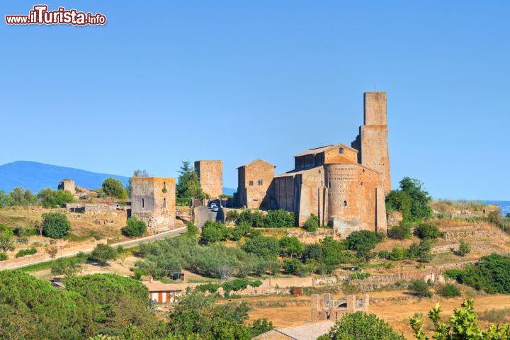 Le foto di cosa vedere e visitare a Tuscania