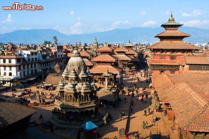 Le foto di cosa vedere e visitare a Kathmandu