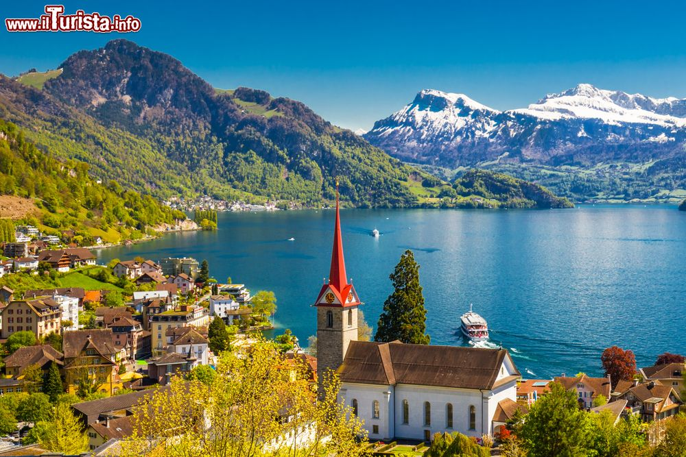 svizzera vacanza tra i cantoni nella patria dello sci