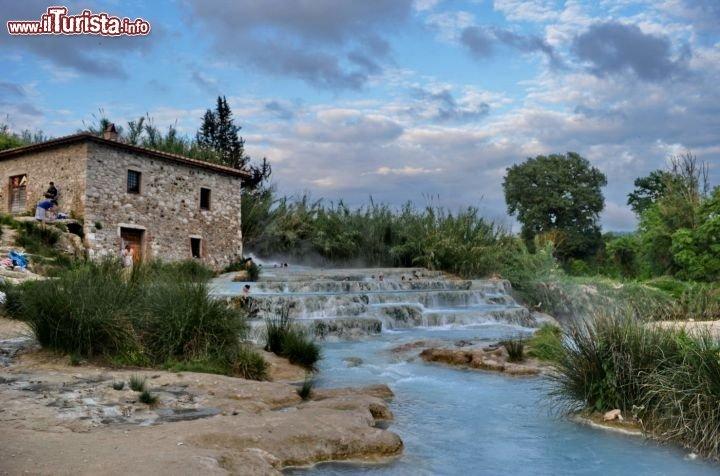 Terme Toscana, dove andare?   Mappa Stabilimenti e Terme libere