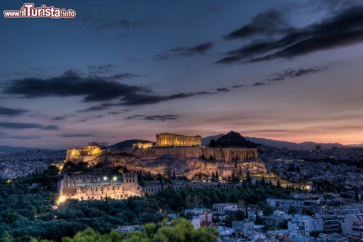 Le foto di cosa vedere e visitare a Atene
