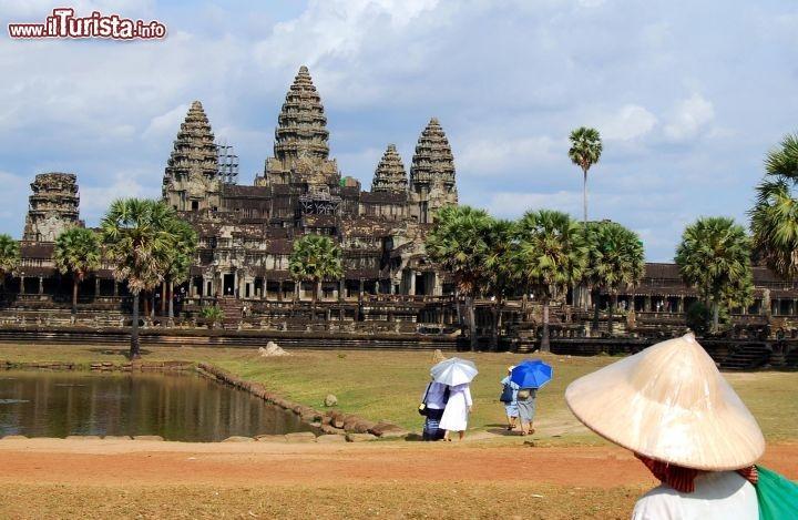 Le foto di cosa vedere e visitare a Cambogia
