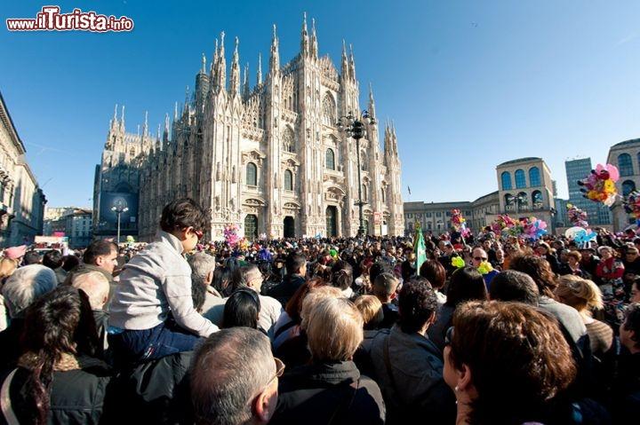 Carnevale Ambrosiano Milano