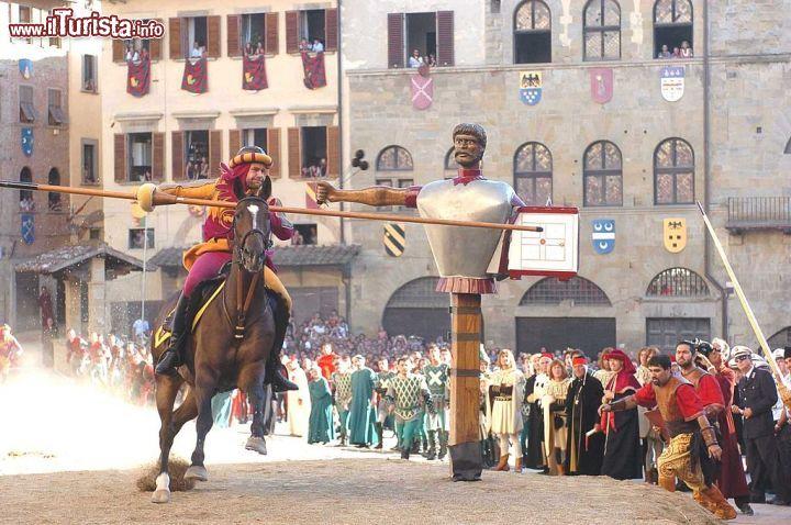 Giostra del Saracino Arezzo
