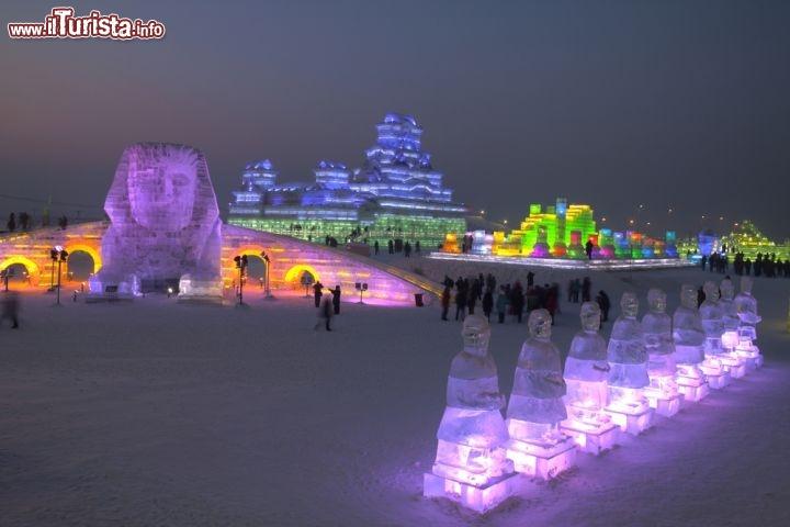 Harbin International Ice and Snow Sculpture Festival Harbin