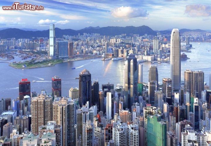 Le foto di cosa vedere e visitare a Hong Kong