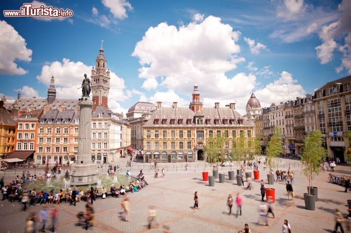 Le foto di cosa vedere e visitare a Lille