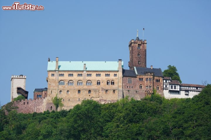 Le foto di cosa vedere e visitare a Eisenach