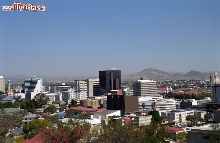 Le foto di cosa vedere e visitare a Windhoek