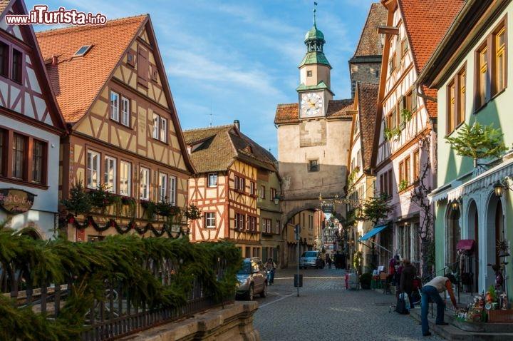 Le foto di cosa vedere e visitare a Rothenburg ob der Tauber