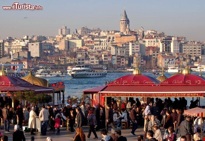 Le foto di cosa vedere e visitare a Istanbul