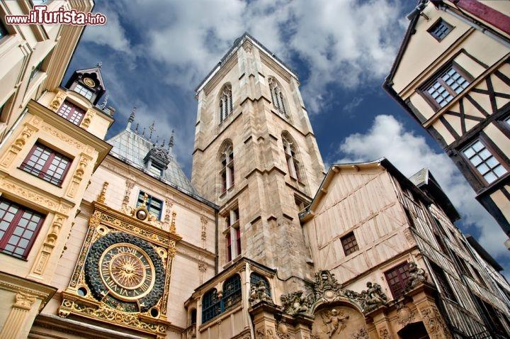 Le foto di cosa vedere e visitare a Rouen