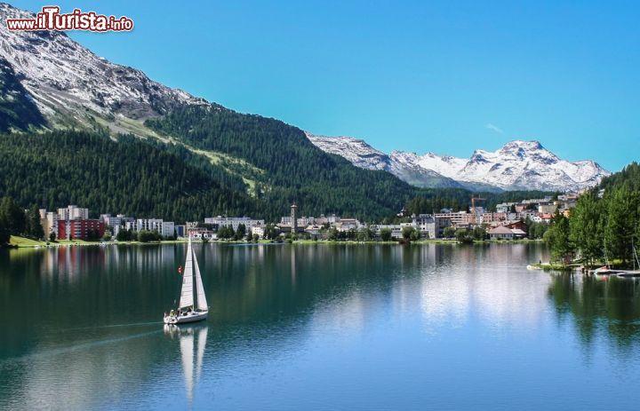 Le foto di cosa vedere e visitare a St Moritz