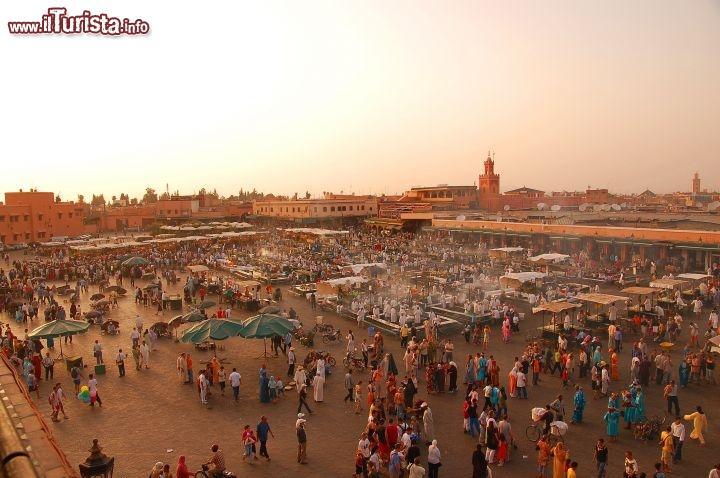 Le foto di cosa vedere e visitare a Marrakech